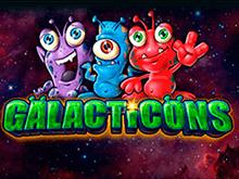 Игровой автомат Галактиконы