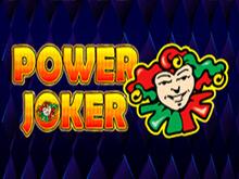 Игровой аппарат Сила Джокера