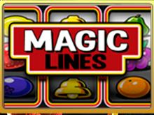 Игровой автомат Магические Линии
