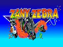 Азартная игра Сумасбродная Зебра