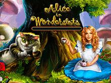 Онлайн автомат Алиса В Стране Чудес
