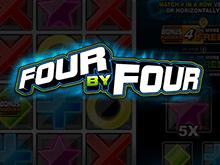 Игровой автомат Четыре На Четыре