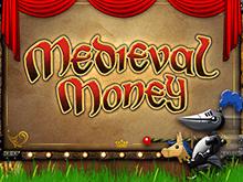 Игровой аппарат Средневековые Деньги