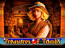Онлайн игра Сокровища Гробниц