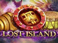 Онлайн слот Затерянный Остров