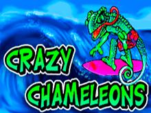Играть в азартную игру Crazy Chameleons
