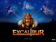 Онлайн слот Экскалибур