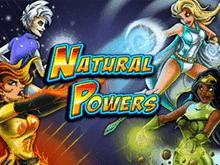 Игровой аппарат Силы Природы