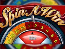 Азартная игра Spin A Win