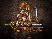 Играть в азартную игру Crusade Of Fortune