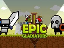 Epic Gladiators — играть онлайн