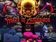 Игровой аппарат Alaxe In Zombieland
